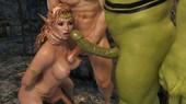 HitmanX3Z - Elven Desires 2 Prison Perils