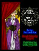 Pandora Box - FULLMETAL ALCHEMIST Legacy of Alchemy