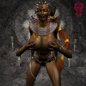 chupaCabra - Mortal Kombat-Shokan Slave Warriors