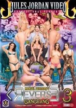 Manuel Ferraras Reverse Gangbang 3 XXX DVDRip x264-XCiTE