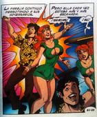 Editorial Toukan - Bellas de noche SPA (36 comics)
