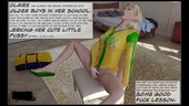 FractuX 3D Incest comics collection (30 comics)