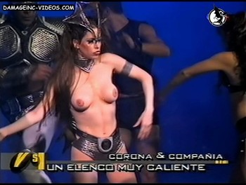 Barbara Love nude on stage video
