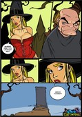 Witch cartoons - Witch 1-25 (25 pix)