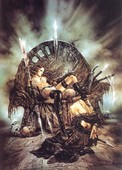 Luis Royo arts collection