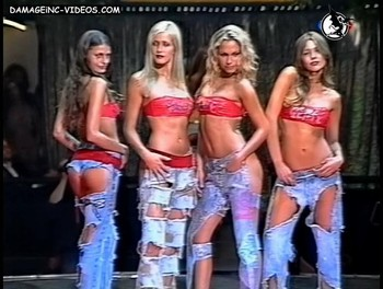 Argentina top models asses in thong