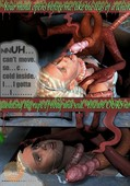 Demonbait - Comics Sex with machine and with monsters (10 comix)