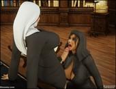 Blackadder - Dickgirls 6