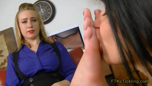Kelli & Allegra: Ticklish Foot Seduction! Pt. 2 (800x500)