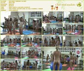 Teen Nudist Workout 1 - sport nude 01-14