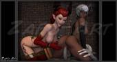 Zafo-art – Tera On-line: Dungeons