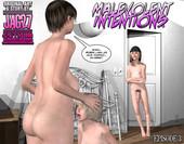 Crazyxxx3dworld.com - Malevolent 1-17