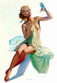 Pinup girls collection