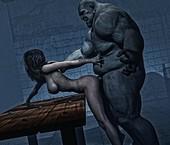 Darkseid - TheAsylum 1 (Part1-2)