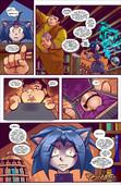 Manaworldcomics - Belling the Cat Girl Update