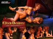 X3z - Elven Desires - Part 5 - Lost Innocence 2