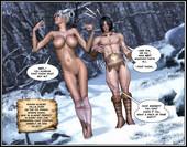 Crazyxxx3DWorld - Bonan the Barbarian ch 1-4