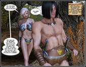 Crazyxxx3DWorld - Bonan the Barbarian ch 1-4