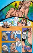 Parodias 3X - 3 Comics