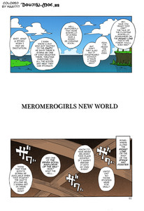 One Piece - Mero Mero Girls New World (Color)