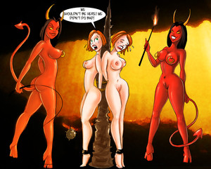 PULPTOON - BAD GIRLS GO TO HELL