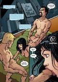 Yair Herrara, 2006 - Schoolgirl`s revenge, issue 1 - 16