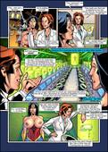 SUPERHEROINECOMIXXX - SUPERHEROINE