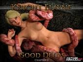 Hibbli3d - Knight Elayne 7 - Good Deeds 2