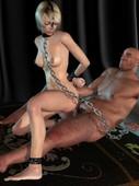 3D PORN BABES 3 - WHORES TO FUCK