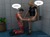 3Dincestvideos - Toilet fuck