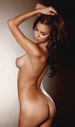 You tell irina shayk fully nude