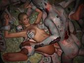 Combin Ation – Survivor Sarah 2 – Cruel World Demo