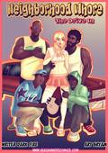Update BlackNWhitecomics - Neighborhood Whore - 53 pages