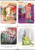 Rooie Oortjes Comics (enf/de)