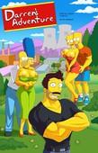 Updated Arabatos - Darren's Adventure 1-10 - 148 pages - Simpsons XXX comic
